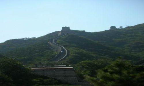 Zdjecie CHINY / brak / Pekin i okolice / Mur Chi�ski