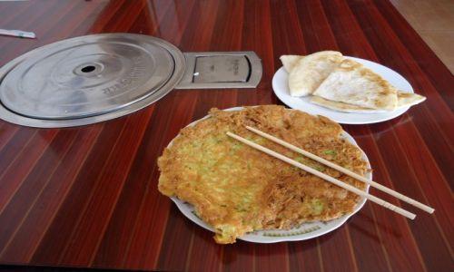 Zdjecie CHINY / Yunnan / Shangri-La (Zhongdian) / Chińskie jedzenie (1)