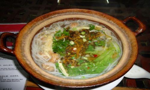 Zdjecie CHINY / Yunnan / Lijiang / Chińskie jedzenie (3)