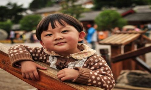 CHINY / Yunnan / Lijiang Stare Miasto / Lijiang