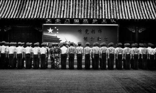 Zdjecie CHINY / - / Zakazane miasto / zawsze wierni