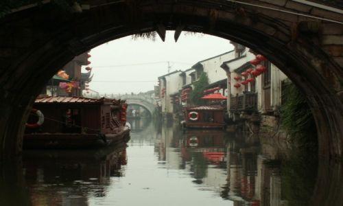 Zdjecie CHINY / - / Suzhou / Wenecja Wschodu