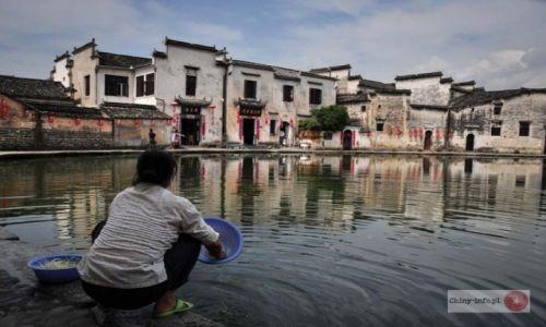 Zdjęcie CHINY / Anhui / Hongcun / Hongcun