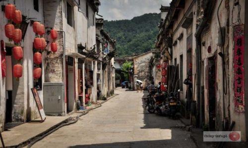 Zdjęcie CHINY / Anhui / Hongcun / Hongcun II