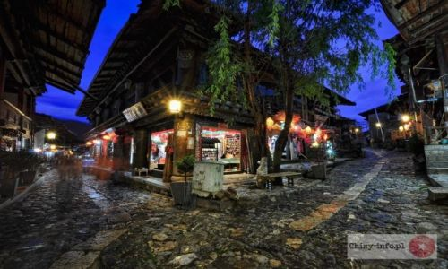 Zdjecie CHINY / Yunnan / Shangri La / Shangri La