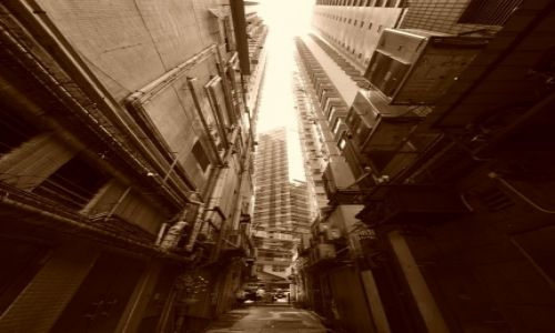 Zdjęcie CHINY / Hongkong / Hongkong / Inside