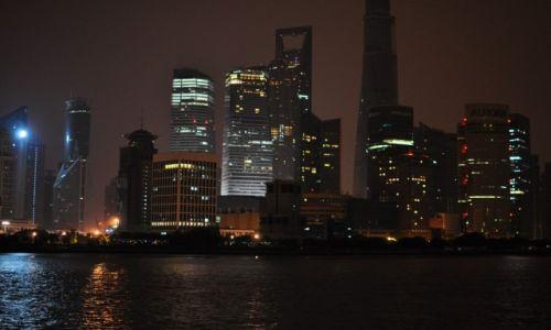 CHINY / - / Szanghaj / Cudowny Szanghaj