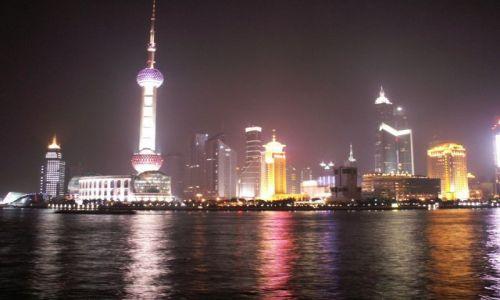 Zdjecie CHINY / brak / Szanghaj / Oriental Pearl