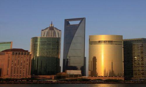 Zdjęcie CHINY / Shanghai / Pudong / Pudong