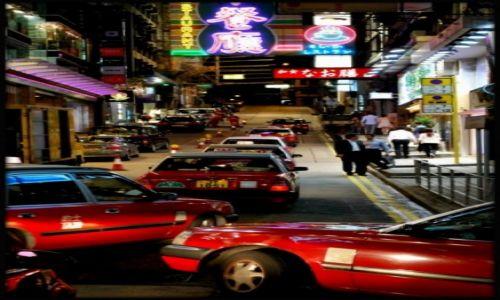 Zdjecie CHINY / Hong Kong / Center / KONKURS