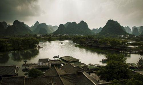 Zdjecie CHINY / - / okolica Yangshuo / baśniowe Chiny