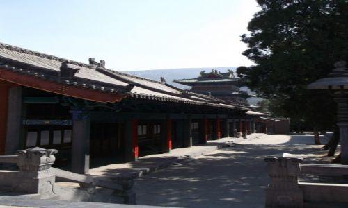 Zdjęcie CHINY / Luoyang / Shaolin / Chiny - Shaolin