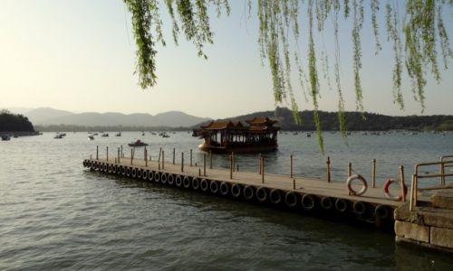 Zdjecie CHINY / Chiny / Pekin / Pałac Letni