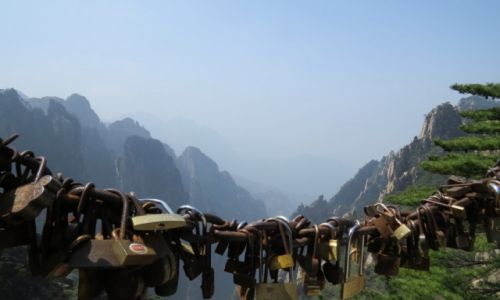 Zdjęcie CHINY / Anhui / Huangshan / Huangshan