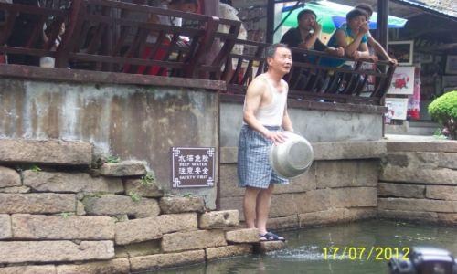 Zdjecie CHINY / - / Pekin / chinczyk