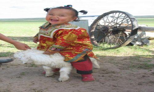 Zdjecie CHINY / Mongolia Wewnętrzna / Wschodni Udzemczini / Urodziny