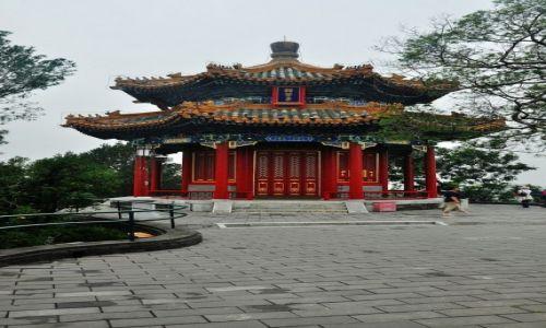Zdjecie CHINY / Pekin / Pekin / Pagoda