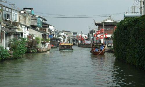 Zdjęcie CHINY / Jiangsu / Suzhou / Wenecja orientu