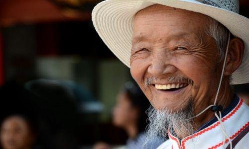 Zdjecie CHINY / Yunnan / Liljiang / w Liliang na ulicy