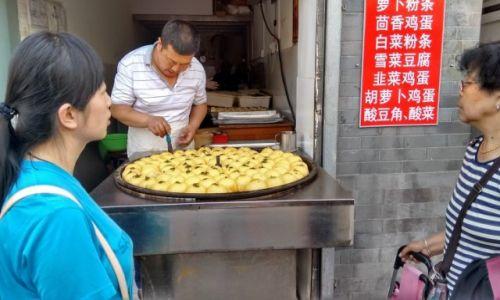 CHINY / Pekin / Pekin / Fast food po chinsku