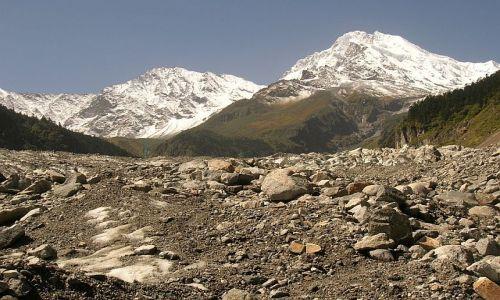 Zdjecie CHINY / Syczuan / Moxi / Hailuogou - park lodowców 1