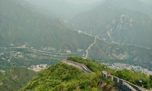 CHINY / Pekin / Pekin / Na szczycie