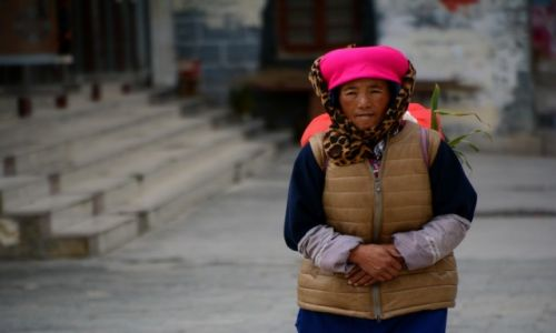 Zdjecie CHINY / Yunnan / Shangri La / w Shangri La