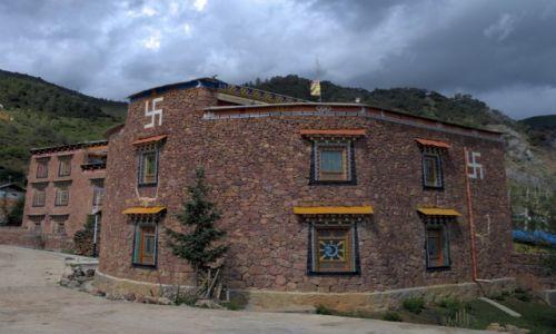 Zdjecie CHINY / Yunnan / okolice Shangri La / Okolice Shangri La