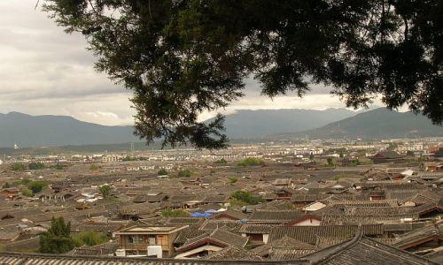 CHINY / Yunan / Lijiang / stare miasto 1