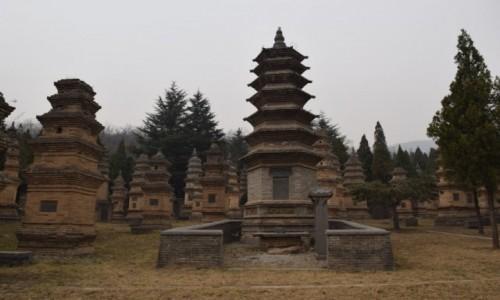 Zdjęcie CHINY / Luoyang / Shaolin / Klasztor Shaolin