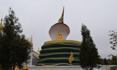 Zdjecie CHINY / Luoyang / Luoyang / Świątynia Białego Konia