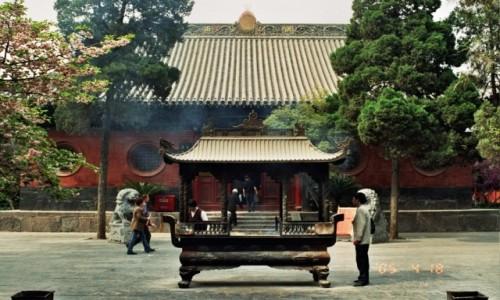 Zdjęcie CHINY / prowincja Henan / Luoyang / Baima Si