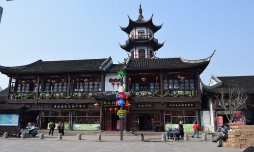 Zdjecie CHINY / Szanghaj / Zhouzhuang / Zhouzhuang