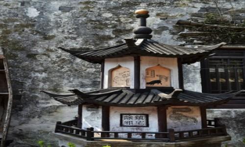 Zdjęcie CHINY / Szanghaj / Zhouzhuang / Zhouzhuang