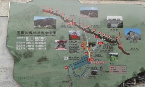 Zdjęcie CHINY / - / Mutianyu / Mutianyu - Wielki Mur