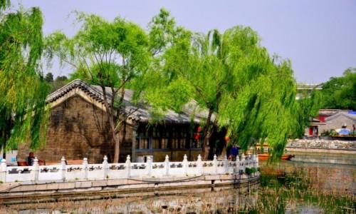 Zdjęcie CHINY / Beijing / Beihai / Beihai