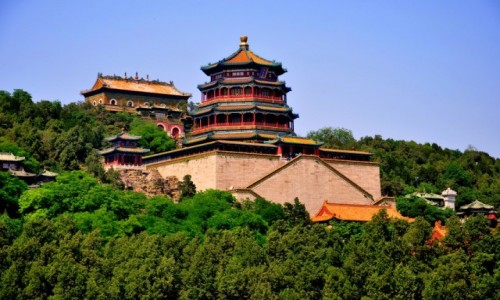 Zdjęcie CHINY / Beijing / Beijing / Summer Palace