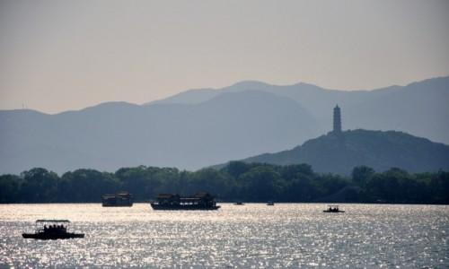Zdjęcie CHINY / Beijing / Summer palace / błyskotki