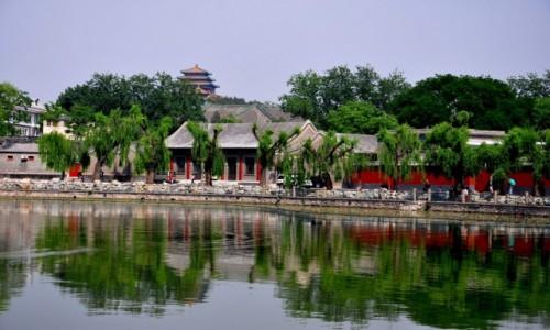 Zdjecie CHINY / Beijing / Beihai / �adne miejsce