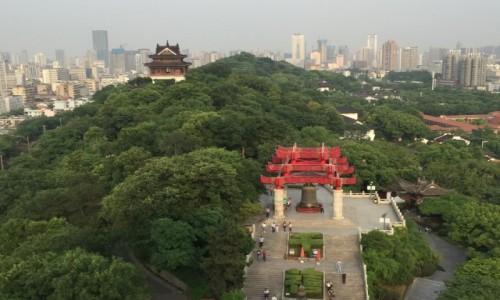 Zdjecie CHINY / Wuhan / Wuhan / Yellow Crane To