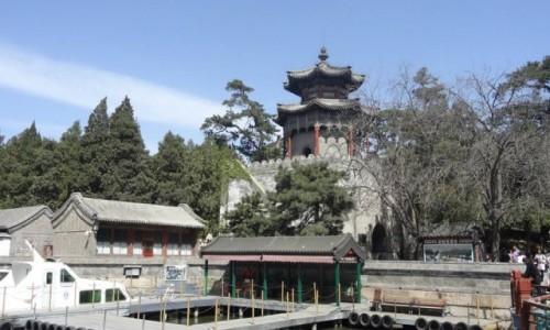 Zdjecie CHINY / - / Pekin / Summer Palace