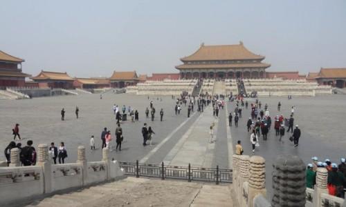 Zdjecie CHINY / - / Pekin / Forbidden City