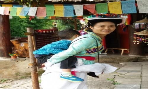 Zdjecie CHINY / - / Kunming / Wioska Etniczna