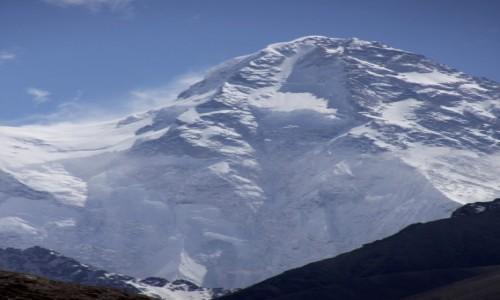 Zdjęcie CHINY / Shakskam Karakoram / Lodowiec K2 / North Face K2