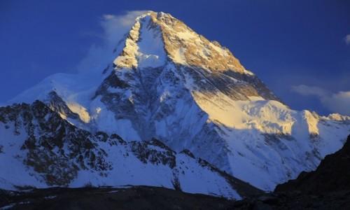 Zdjęcie CHINY / Shakskam Karakoram / K2 / K2 North