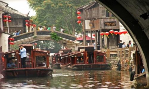Zdjecie CHINY / Chiny / Chiny / Suzhou