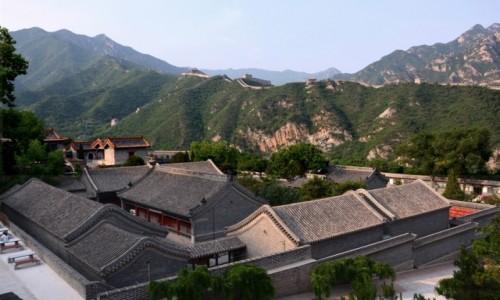 Zdjecie CHINY / Okolice Peinu / Okolice Pekinu / Chi�ski Mur