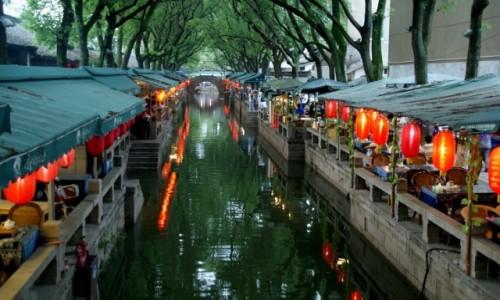 Zdjecie CHINY / Chiny / Tongli / Tongli