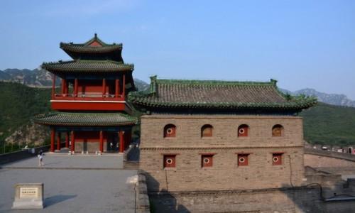 Zdjecie CHINY / Okolice Pekinu / Okolice Pekinu / Mur