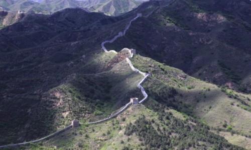Zdjęcie CHINY / Wield Mur / Okolice Pekinu / Wielki Mur Chiny